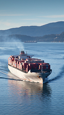 Maritime Division / Messgeräte für die Schiffsindustrie